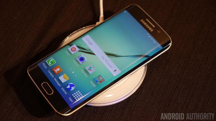 شارژر وایرلس Galaxy S6