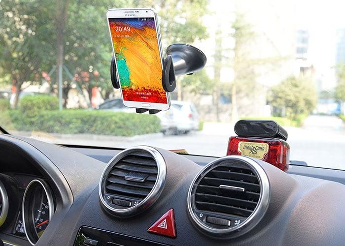 پایه نگهدارنده موبایل ماشین