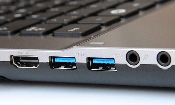 افزایش پورت USB لپ تاپ