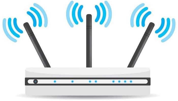 کاهش برد وای فای WiFi
