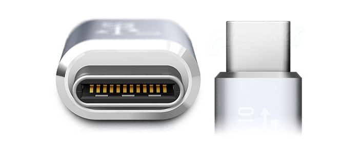 کانکتور USB C