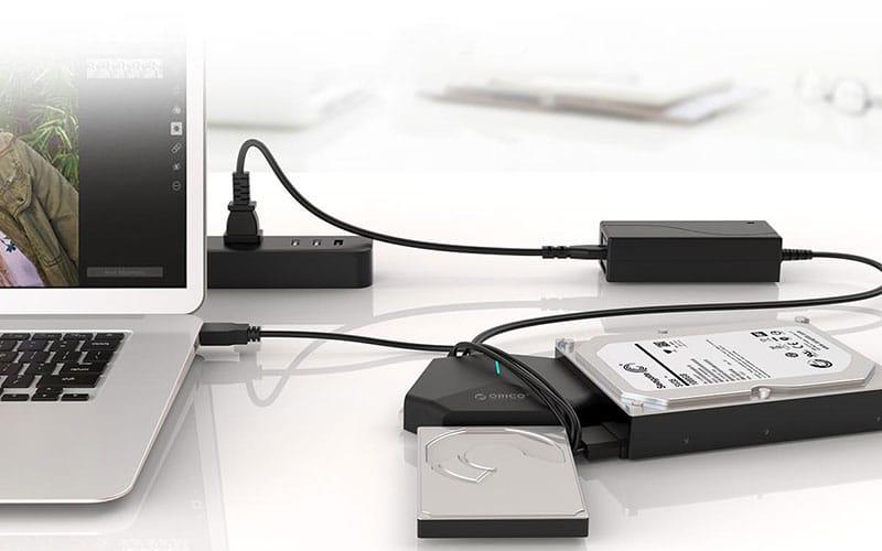 کابل تبدیل هارد USB