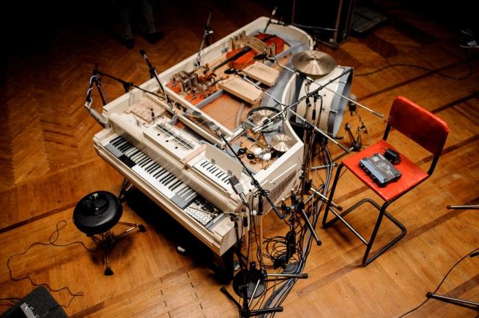 پیانو سفارشی ارکستر