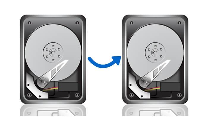 کلون هارد دیسک