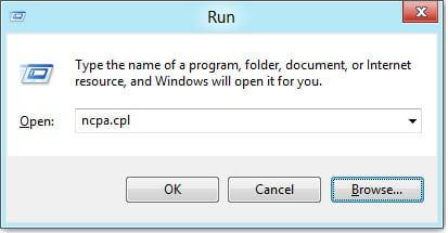 ad-hoc windows 8