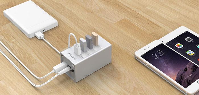 هاب USB 3.0 اپل