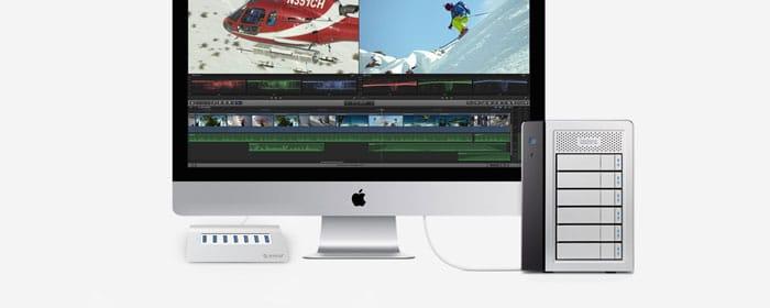 هاب USB Apple