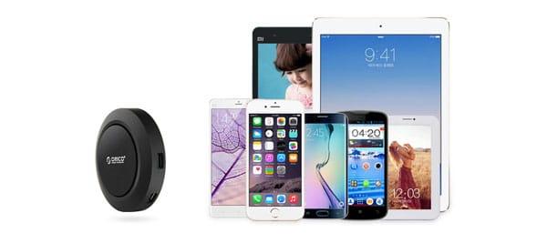 شارژر بی سیم موبایل اوریکو
