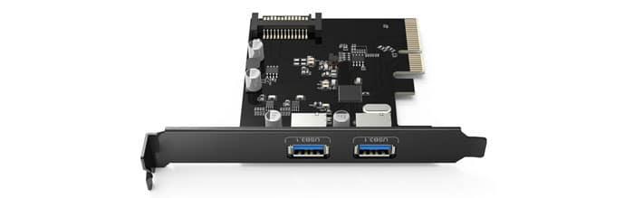 کارت USB 3.1