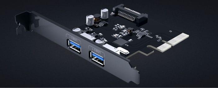 کارت USB 3.1 کامپیوتر