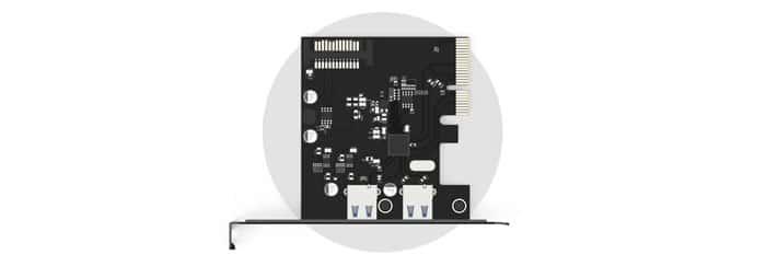برد کارت USB 3.1 ORICO