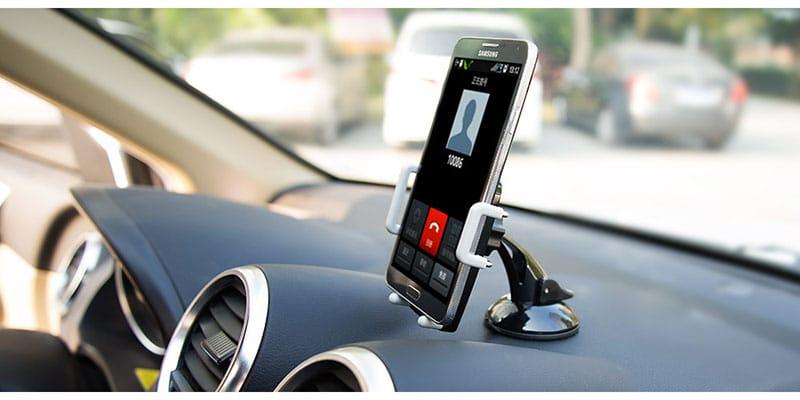 هولدر موبایل برای شیشه ماشین