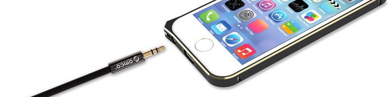 کابل افزایش صدا موبایل