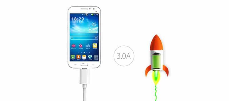 کابل شارژ موبایل
