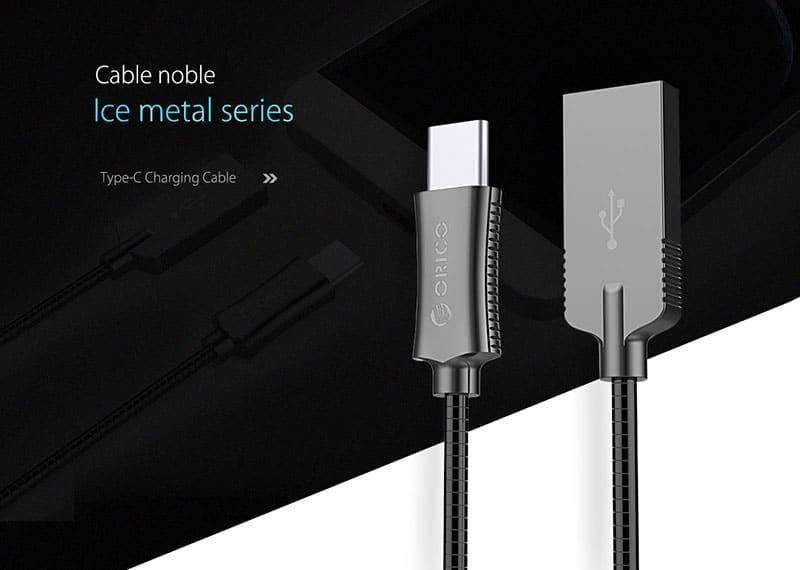 کابل فلزی Type C