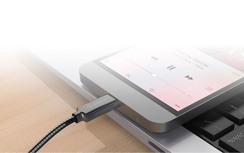 کابل USB C