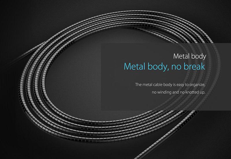 کابل فلزی اپل
