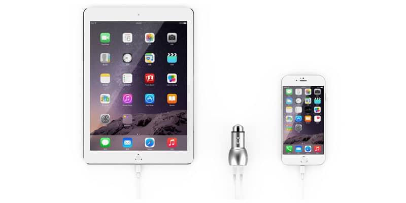 شارژر فندکی Apple