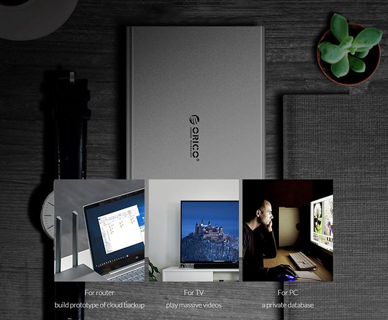 باکس هارد لپ تاپ 4 ترابایت