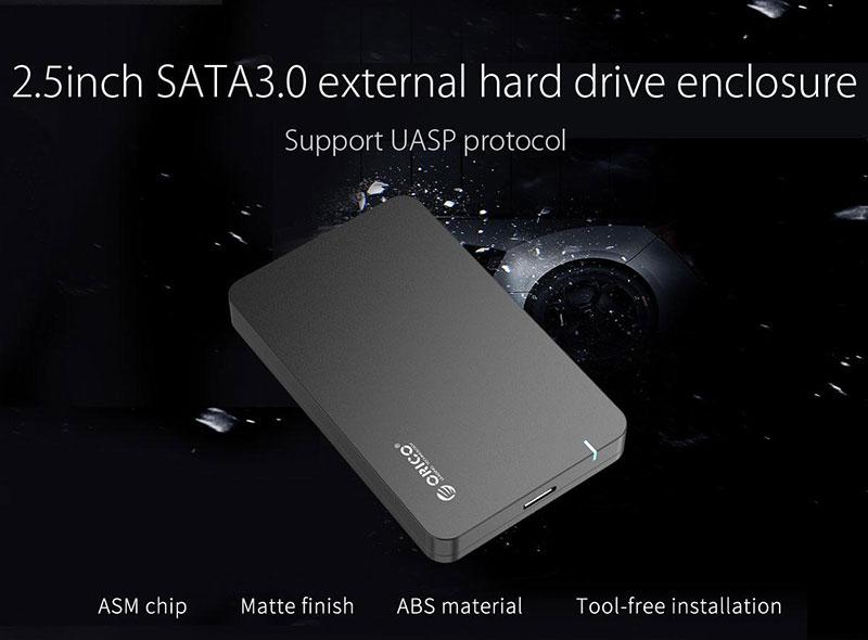 باکس هارد SATA 3.0