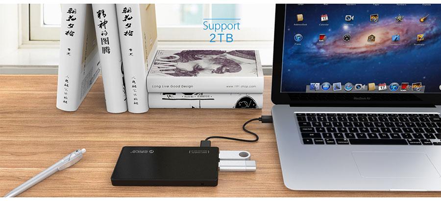 هارد لپ تاپ 2 ترابایت