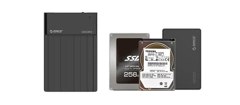 داک هارد SATA SSD