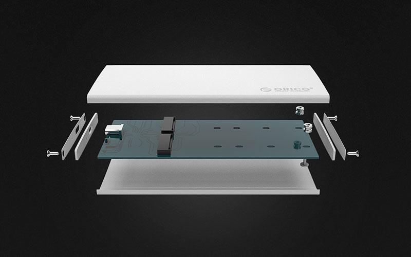 باکس هارد M.2 SSD
