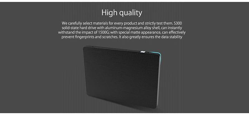 کیفیت ساخت SSD
