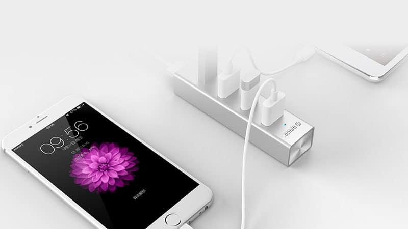 هاب USB مک