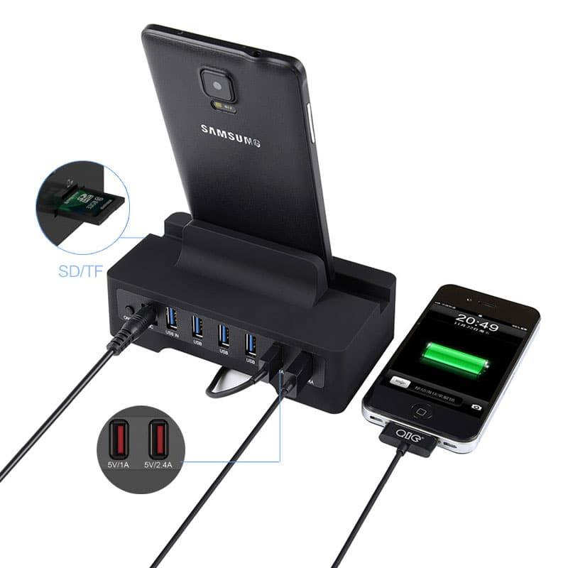 پورت شارژ USB