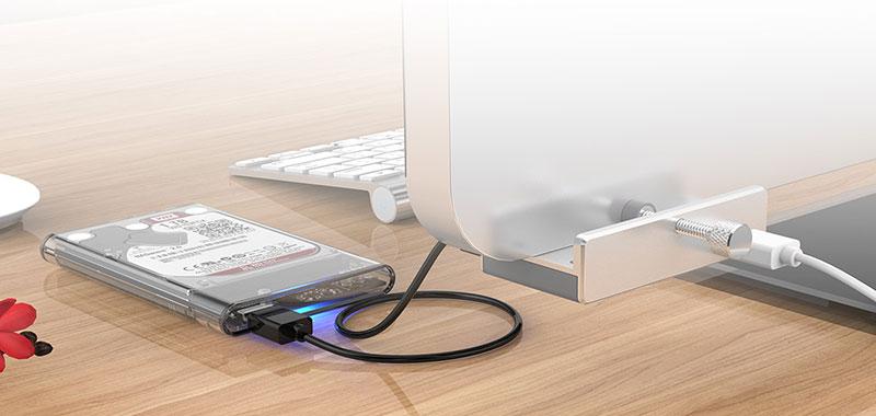 هاب USB Mac
