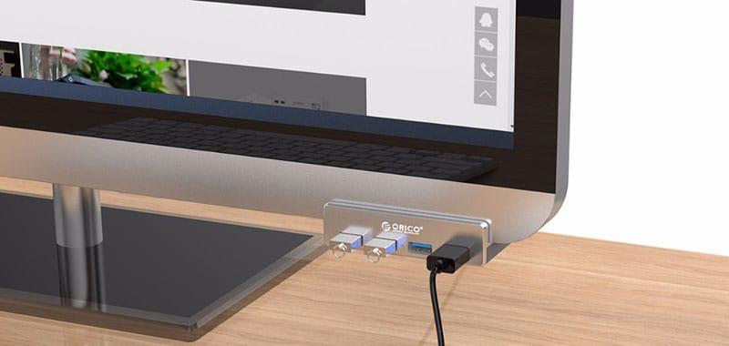 هاب USB 3.0 Mac