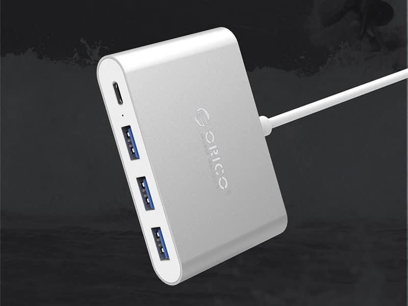 هاب USB C