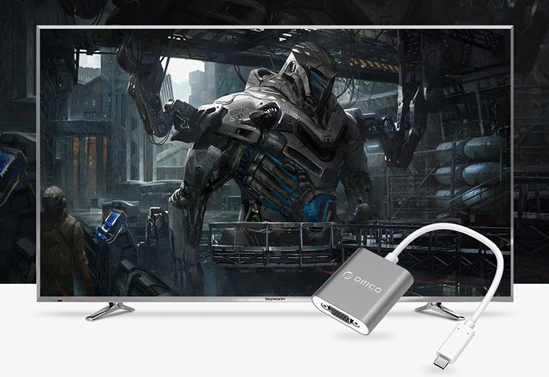 VGA 1080p