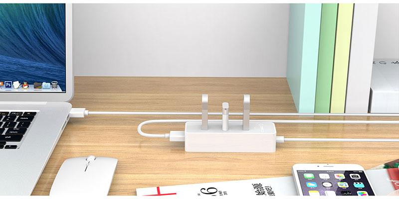 هاب USB 3.0 لپ تاپ
