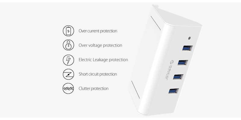 محافظ هاب USB 3.0